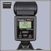 Đèn flash YongNuo YN-468 II E-TTL for Canon (Chính hãng)