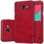 Bao da Nillkin QIN Series cho Samsung Galaxy A5 2016 / a510 (đỏ)-Hàng nhập khẩu