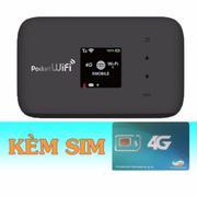 Bộ Phát Wifi 3G/4G Emobile GL09P+Sim 4G Viettel tặng 12GB/Tháng