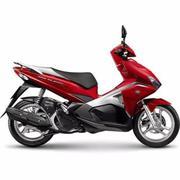 Xe tay ga Honda Airblade 125cc (Đỏ bạc)