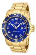Đồng hồ nam dây thép không gỉ Invicta 15347 (Vàng)