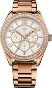 Tommy Hilfiger Women's Gold watch, 40mm