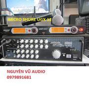 Micro không dây shure ugx12