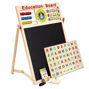 Bảng Từ 2 Mặt Education Board Và Bộ Chữ Số Cho Bé - DHS-00456