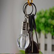 trang trí móc khóa bóng đèn chống vỡ