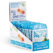 SmartyPants Adult Complete Gummy Vitamins: Multivitamin & Omega 3 DHA/EPA Fish Oil, Methyl B12, Vita...