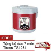 Máy làm tỏi đen Tiross TS906 + Tặng 1 bộ dao 7 món Tiross TS1281
