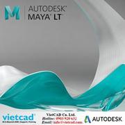 Phần mềm Autodesk Maya LT 2017 – thuê bao 1 năm