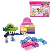 Bộ đồ chơi xếp hình lắp ráp Dream Girls (60 món)
