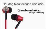 Tai nghe nhét trong Audio Technica ATH-CKL330iS - KG