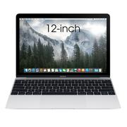 The new Macbook 12-in Retina MF865SA/A SILVER No VAT - Năm 2015
