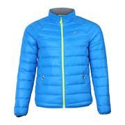 [HONEYDEAL22] Áo khoác nam lông vũ thể thao thời trang Xtep (Xanh) - 985429190440-2