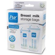 Túi trữ sữa hộp 50 túi Pur PUR6204