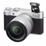 Máy ảnh FUJIFILM X-A10 16.3MP với Lens kit XC16-50MM F3.5-5.6 OIS II (Đen) - Hãng phân phối chính th...