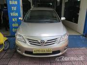 Hà Nội: Toyota Corolla Altis AT 2013