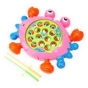 Bộ đồ chơi câu cá cho bé họa tiết cua