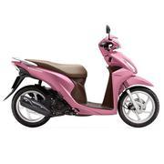 Xe tay ga Honda Vision 110cc (Hồng)
