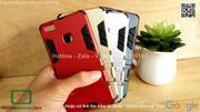 Ốp lưng Huawei P9 Lite Iron Man chống sốc có chống lưng