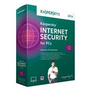 Kaspersky Internet Security 2015 (3 PC) 1 year
