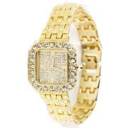 Đồng hồ nữ dây kim loại King Girl Be.Watch (Vàng)