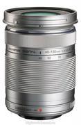 Olympus M.Zuiko ED 40-150mm f/4.0-5.6 R - Silver
