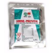 Bột pha nước uống trị suy dinh dưỡng, tăng cường sức đề kháng AMINO POLYVITAL (100 gram)