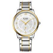 Đồng hồ Nam dây kim lại EYKI 040 (Vàng)