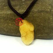 Dây chuyền nam nữ mặt tỳ hưu đá LYM HOME L9118 (vàng)