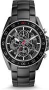 Michael Kors Jet Master Automatic Black Men's Watch 45mm