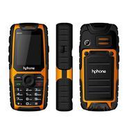 Điện thoại Hphone B600 màu vàng