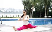 Thảm tập yoga Adidas 0,4cm ADYG-10400GR