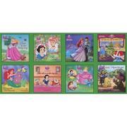Công chúa giàu yêu thương - Bộ 8 cuốn (Disney)