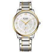 Đồng hồ nam dây thép không gỉ EYKI EY040 (Bạc)