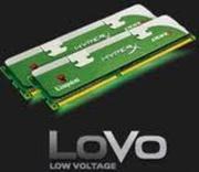 RAM KINGSTON HYPERX LOVO 4GB (2X2GB) DDR3 BUS 1600MHZ - (KHX1600C9D3LK2/4GX)