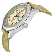 Đồng hồ nam dây dù Seiko 5 SNZG07 ( Vàng kem)