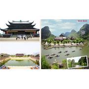 Hà Nội - Bái Đính - Tràng An - Hạ Long - Yên Tử