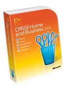 Office Home and Student 2010 32bit DVD ENGLISH (79G-02123)