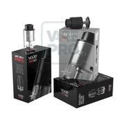 Buồng đốt Vgod Pro RDTA R2 (Black) tặng 1 lọ tinh dầu New Liqua 10ml vị Thuốc lá nhẹ