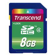 Thẻ nhớ Transcend SD 4GB class 4
