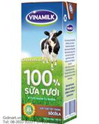 Sữa tươi tiệt trùng 100% hương sôcôla - Hiệu Vinamilk