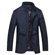 Áo Jacket nam dáng dài Nleidun