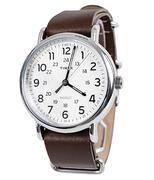 Đồng hồ nam dây da TIMEX T2P495 - Nâu