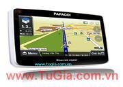 Thiết bị dẫn đường cho ôtô vietmap PAPAGO - VIGO-GPS R5800