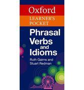 Oxford Learner's Pocket Grammar: Phrasal Verbs And Idioms