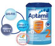 Sữa Aptamil Đức số 2 (6-10 tháng )