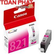 Mực in Phun màu Canon CLI 821M (Magenta) - Mực đỏ