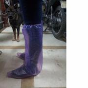 3 đôi ủng nilon đi mưa