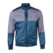 Áo khoác 2 lớp thể thao nam thời trang Xtep (Xanh phối xám) - 986329120527-2