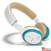 Tai nghe Bose SoundLink On-Ear - Trắng