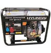 Máy phát điện chạy dầu Diesel Hyundai DHY 4000 LE (3.0 - 3.3Kw)